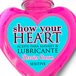 Show Your Heart Berries Cream