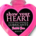 Show Your Heart Bubble Gum
