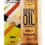Body Oil Vanilla