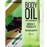 Body Oil Menta y Chocolate